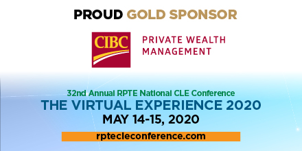 32nd Annual RPTE National CLE Conference